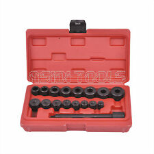 Clutch Alignment Tool Kit Aligning Universal 17pc For All Cars & Vans