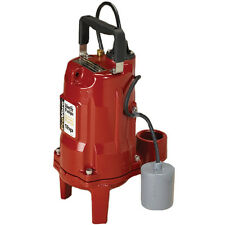 "Liberty Pumps PRG102A-2 - 1 HP ProVore Residential Grinder Pump (2"") w/ Piggy..."
