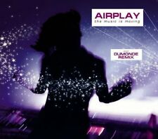 Airplay (D. Corten) Music is moving (2001) [Maxi-CD]