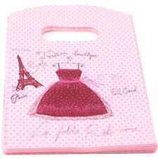 50pcs Wholesale Pretty Mixed Pattern Plastic Gifts Mini Bags Gift Bags Totes New