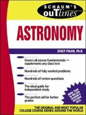 Schaum's Outline of Astronomy by Stacey Palen (2001, Paperback)