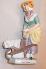 "Spode Copeland ""CRIES OF LONDON""' Figurine EXCELLENT Cherry Seller"