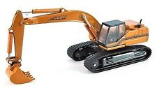 Case 1488 Plus - Tracked Excavator - 1/87th Scale Yellow/Black - New Boxed