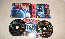 2 CD Die Atzen Frauenarzt & Manny Marc - Atzen Musik Vol.2 Album & DJ Mix  10/15