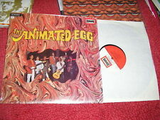 LP Rock The Animated Egg - Psychedelic Sound (10 Song) EUROPA Prog