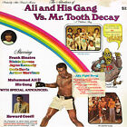 MUHAMMAD ALI & HIS TOOTH GANG u.s private press LP SEALED (frank sinatra)
