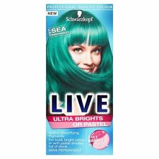 Schwarzkopf Live Semi Permanent Color XXL Ultra Brights 97 SEA Mermaid
