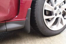 "MG3 MUDFLAPS SET OF 4 GENUINE MG 3 FIT THE MG3 ""STYLE"" & ""SPORT"" A UK COMPANY"