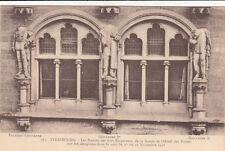 STRASBOURG STRASSBURG 284 statues des trois empereurs hôtel des postes P.T.T.