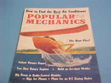 JUNE 1962 POPULAR MECHANICS MAGAZINE HOW TO FIND THE BEST AIR CONDITIONER