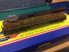 HO Proto 2000 SD60M Triclops Union Pacific W/TSU Sound #2381 Weathered
