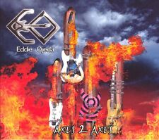 EDDIE OJEDA Axes 2 Axes Digipak-CD ( o171a ) Twisted Sister guitar player 162322