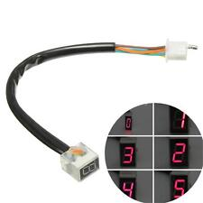 Honda Motorcycle Universal Red LED Digital Gear Indicator Display Shift