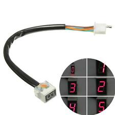 Suzuki Motorcycle Universal Red LED Digital Gear Indicator Display Shift