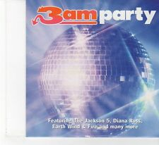 (FR160) 3am Party, 10 tracks various artists - 2004 Daily Mirror CD