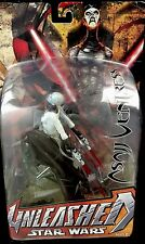 "Star Wars Unleashed 8"" Figure Asajj Ventress 2005 Hasbro New in Packaging"