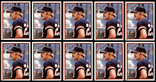 10 - KIRK GIBSON 1983 TOPPS STICKERS # 67 - NM/MT - DETROIT TIGERS OUTFIELDER