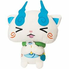 Banpresto Yokai Watch LOVE MY GOOD 11'' Cute Deluxe Plush ~ Komasan BP36099