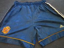 """Shorts de fútbol 1998 España Casa Cintura 38""""/Bi"""