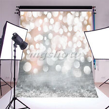 5x7FT Bling Christmas Glitter Backdrop Studio Photography Background Photo Props