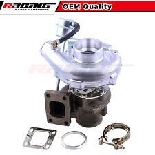 For HYBRID T3 T4 T03 T04 T04E T3 Flange 0.5 0.63 A/R Turbo Turbolader 420HP RPW