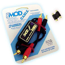 Harrison Labs FMOD Cable 50/70Hz LP Low Pass Subwoofer Electronic Crossover USA