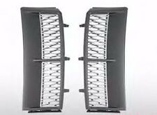 RANGE ROVER L322 03-10 Side Vent Grille Fender Gray/Silver LAND ROVER P-Style