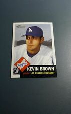 KEVIN BROWN 2002 TOPPS HERITAGE CARD # 51 A6235