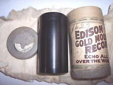 """EARLY EDISON PHONOGRAPH 2m CYLINDER RECORD #8652 , """" BIRDS OF SPRING MAZURKA """""""