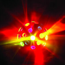 PARTY-LICHT-EFFEKT DISCO-LICHT DJ-LIGHT-EFFECT MOONFLOWER-STRAHLER DISKO-KUGEL