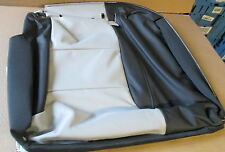 NEW GENUINE AUDI A3 RIGHT REAR SEAT BACK REST COVER LEATHER 8P0885806CAWFG