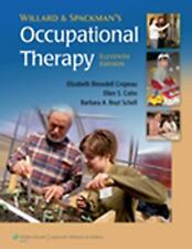 Willard and Spackman's Occupational Therapy by