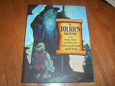 A TOLKIEN TREASURY Stories Poems Author Lord of the Rings Hobbit World Book NEW