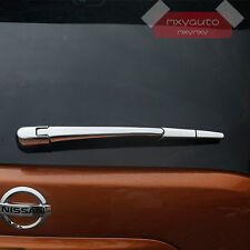 Trunk Rear Door Wiper Cover Chrome Trim For Nissan Murano 2015 2016 2017