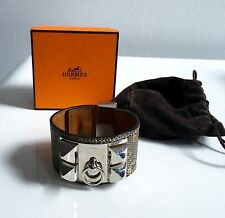 Hermes Ombre Lizard Collier De Chien CDC  The rarest of Hermes designs!