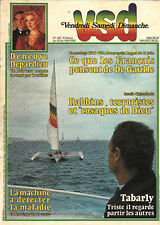 VSD n°145 deneuve depardieu steve mc queen tabarly