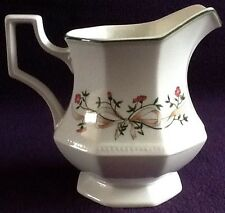 "Vintage 1980s JOHNSON BROS ""Eternal Beau"" Milk Cream Jug (2 Available)"