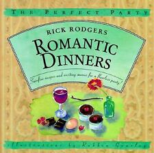 Romantic Dinners: Surefire Recipes and Exciting Menus for a Flawless Party! (Th