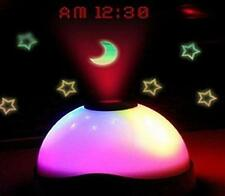 New 7 Color Change LED Dreamful Star Night Light Magic Projector Backlight B