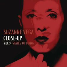 Suzanne Vega-Close Up Vol 3, States Of Being CD CD  New