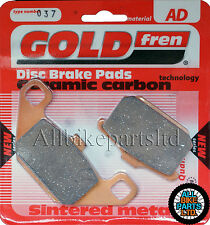 Kawasaki ZN 700 Rear Sintered Brake Pads 1984 Onwards - Goldfren - ZN700 ZN-700