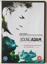 YOUNG ADAM / EWAN McGRREGOR / TILDA SWINTON / FROM ALEX TROCCHI NOVEL / 2009 R2