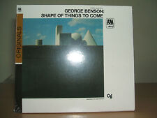 GEORGE BENSON - Shape of Things to Come CD NEW/SEALED 2007 Verve 0602517426672