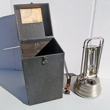 1940s SUN-KRAFT Model A-1 Quartz UltraViolet Ray Therapy UV Lamp w/Case Quack