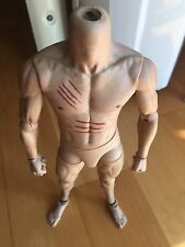 Hot Toys Bruce Lee 1/6 Enter the Dragon Scars Body DX04 not Enterbay Head Sculpt