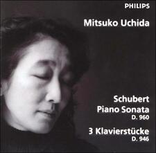 Schubert: Piano Sonata D. 960; 3 Klavierstucke D. 946; (CD, 1998, Philips)