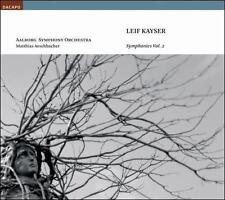 Kayser: Symphonies, Vol. 2, New Music