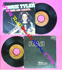 LP 45 7'' BONNIE TYLER My guns are loades Baby i just love you 1979 no cd mc dvd