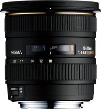 SIGMA EX 10-20 mm f/4.0-5.6 HSM IF Asp DC Obiettivo Per Canon
