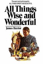 Acc, All Things Wise and Wonderful, James Herriot, 0312020317, Book